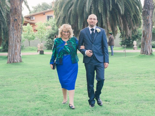 Il matrimonio di Daniele e Emanuela a Roma, Roma 22