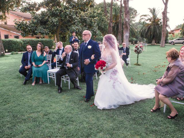 Il matrimonio di Daniele e Emanuela a Roma, Roma 27