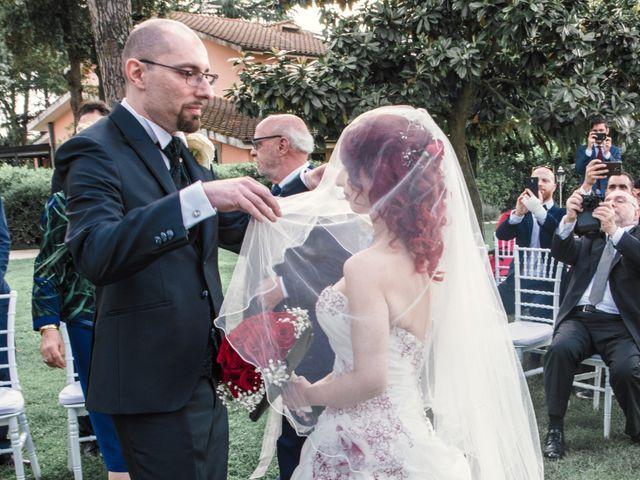 Il matrimonio di Daniele e Emanuela a Roma, Roma 28