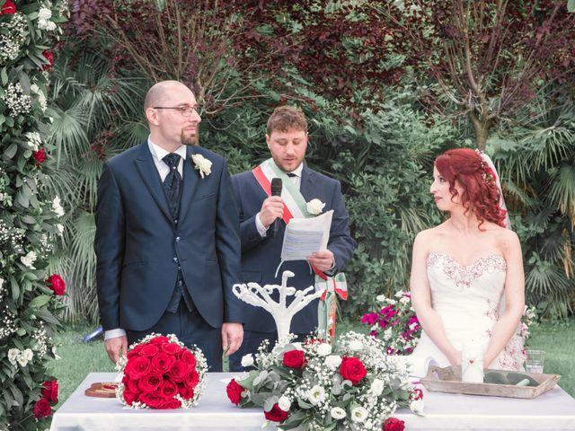 Il matrimonio di Daniele e Emanuela a Roma, Roma 32
