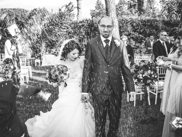 Il matrimonio di Daniele e Emanuela a Roma, Roma 36