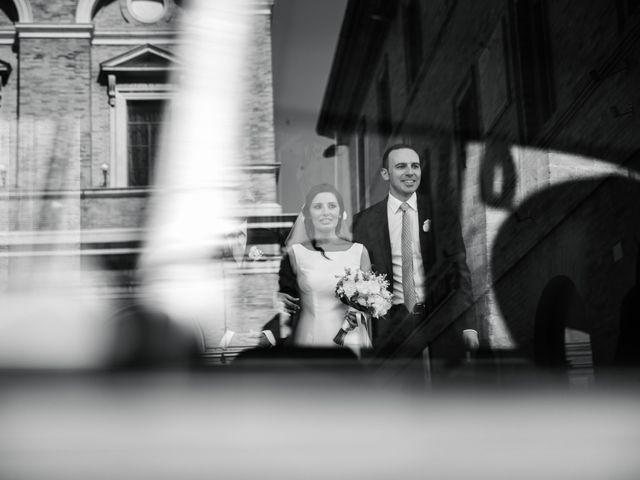 Il matrimonio di Emiliano e Ilaria a Filottrano, Ancona 5