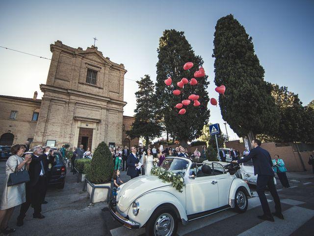 Il matrimonio di Emiliano e Ilaria a Filottrano, Ancona 10