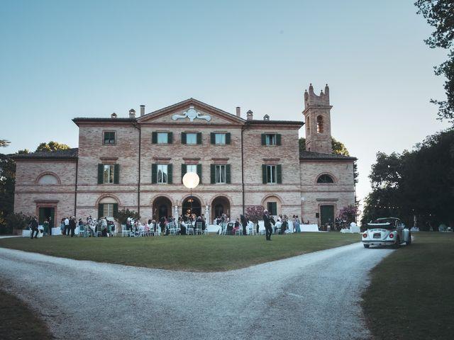 Il matrimonio di Emiliano e Ilaria a Filottrano, Ancona 12