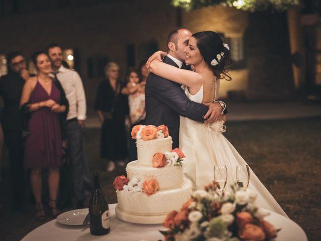 Il matrimonio di Emiliano e Ilaria a Filottrano, Ancona 18