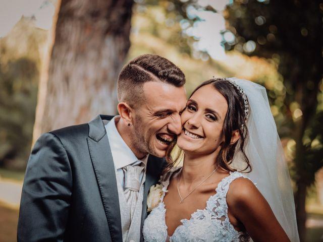 Il matrimonio di Manuel e Marina a Roma, Roma 2