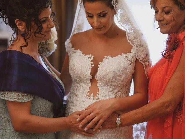 Il matrimonio di Giuseppe e Serena a Corato, Bari 14