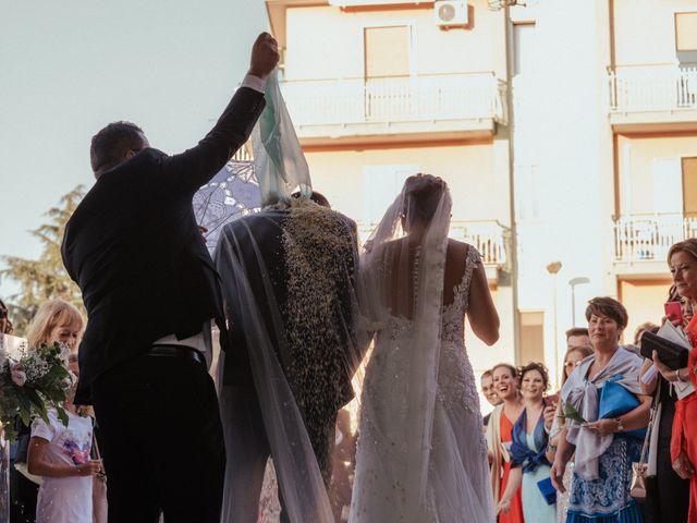 Il matrimonio di Giuseppe e Serena a Corato, Bari 16