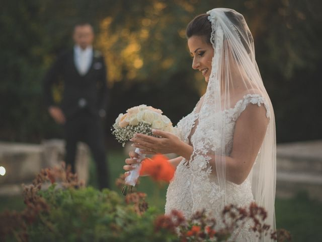 Il matrimonio di Giuseppe e Serena a Corato, Bari 19