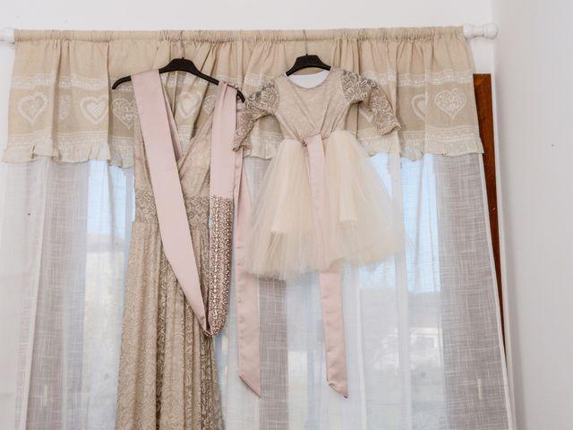 Il matrimonio di Andrea e Linda a Grottaferrata, Roma 1