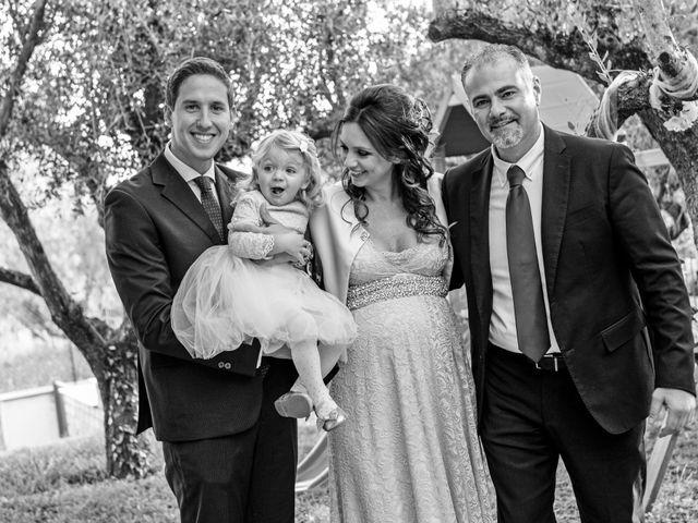 Il matrimonio di Andrea e Linda a Grottaferrata, Roma 9