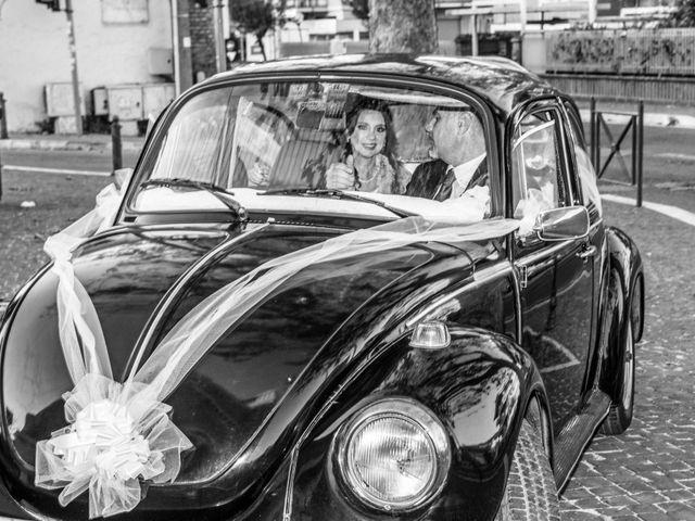Il matrimonio di Andrea e Linda a Grottaferrata, Roma 10