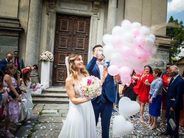 Il matrimonio di Roberto e Nadia a Inverigo, Como 19