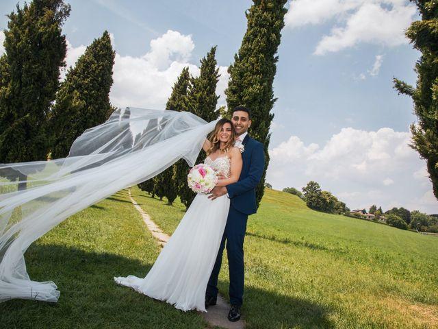 Il matrimonio di Roberto e Nadia a Inverigo, Como 24