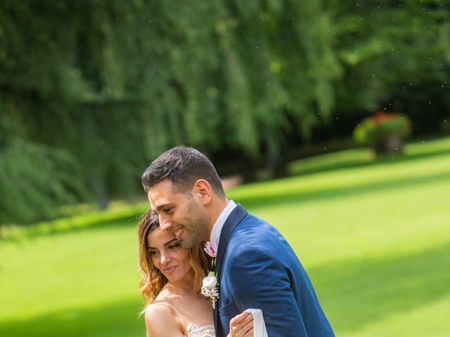 Il matrimonio di Roberto e Nadia a Inverigo, Como 25