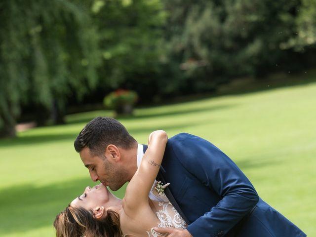 Il matrimonio di Roberto e Nadia a Inverigo, Como 26