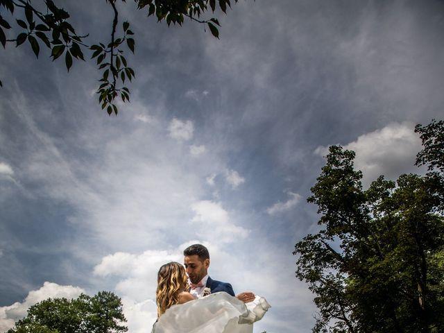 Il matrimonio di Roberto e Nadia a Inverigo, Como 28