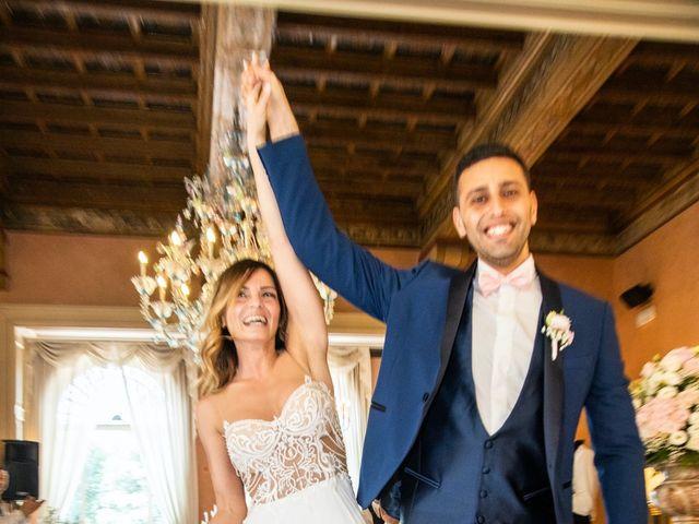 Il matrimonio di Roberto e Nadia a Inverigo, Como 31