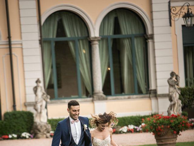 Il matrimonio di Roberto e Nadia a Inverigo, Como 32