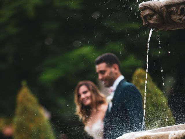 Il matrimonio di Roberto e Nadia a Inverigo, Como 34