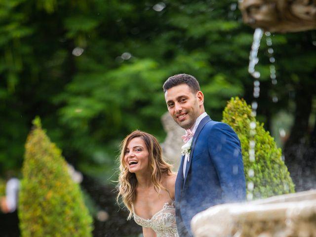 Il matrimonio di Roberto e Nadia a Inverigo, Como 35