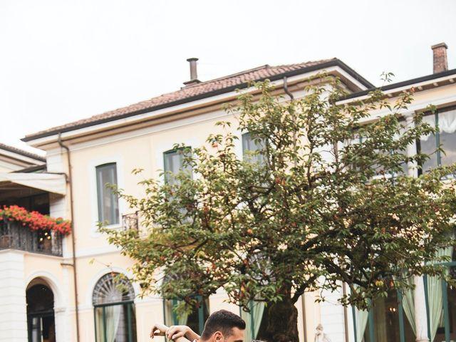 Il matrimonio di Roberto e Nadia a Inverigo, Como 37