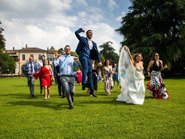Il matrimonio di Roberto e Nadia a Inverigo, Como 44