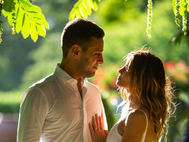 Il matrimonio di Roberto e Nadia a Inverigo, Como 50