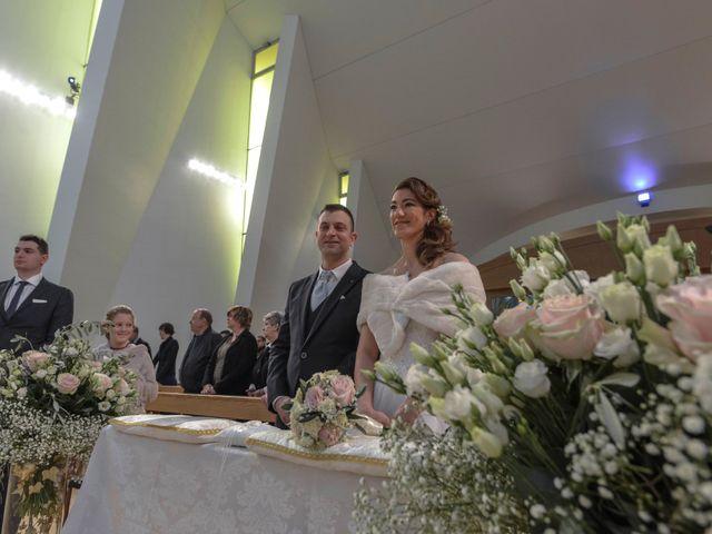 Il matrimonio di Fabio e Marcella a Rapallo, Genova 13