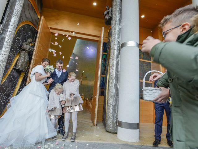 Il matrimonio di Fabio e Marcella a Rapallo, Genova 15