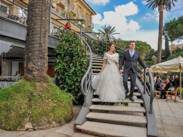 Il matrimonio di Fabio e Marcella a Rapallo, Genova 16
