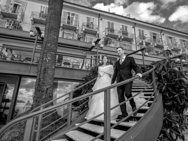 Il matrimonio di Fabio e Marcella a Rapallo, Genova 18