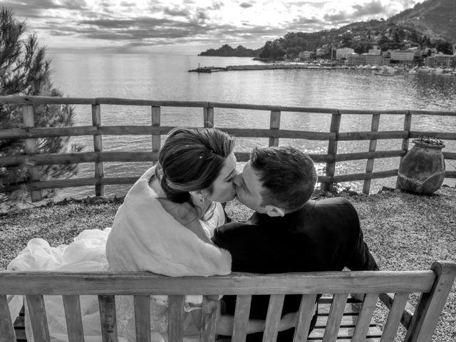 Il matrimonio di Fabio e Marcella a Rapallo, Genova 26