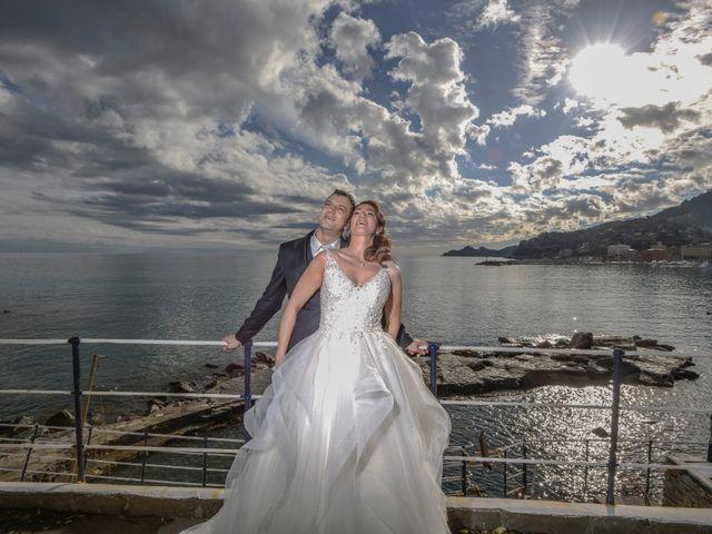 Le nozze di Marcella e Fabio
