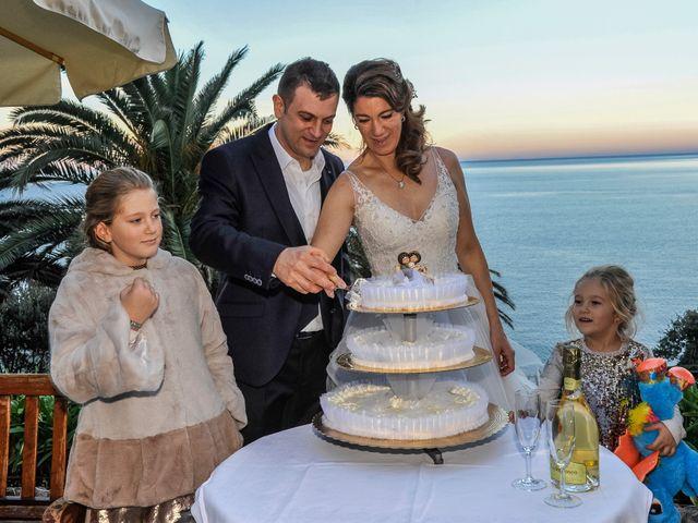 Il matrimonio di Fabio e Marcella a Rapallo, Genova 30