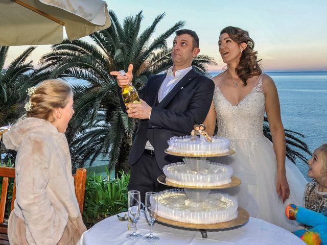 Il matrimonio di Fabio e Marcella a Rapallo, Genova 31