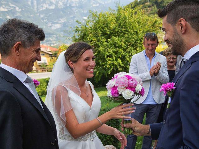Il matrimonio di Mattia e Federica a Pisogne, Brescia 15