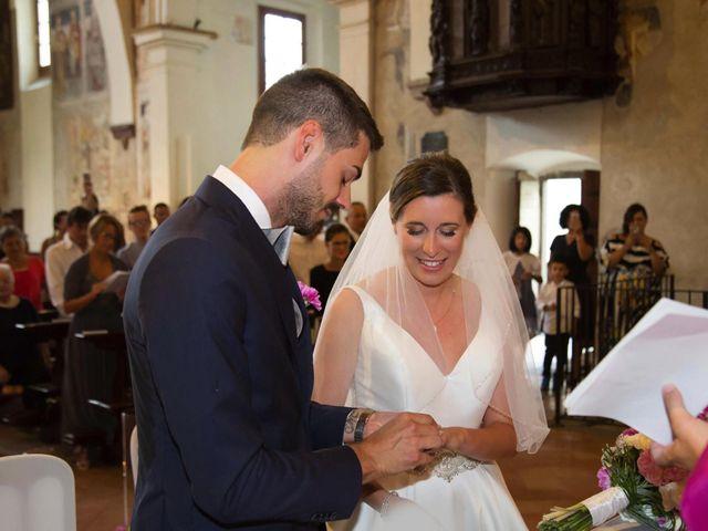 Il matrimonio di Mattia e Federica a Pisogne, Brescia 18