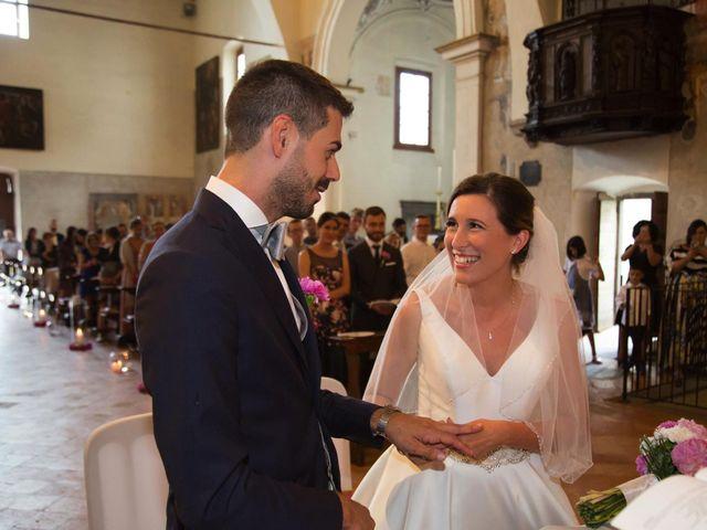 Il matrimonio di Mattia e Federica a Pisogne, Brescia 19