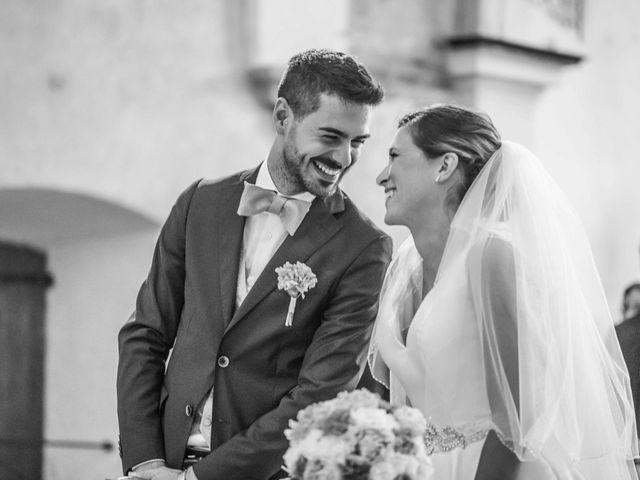 Il matrimonio di Mattia e Federica a Pisogne, Brescia 20