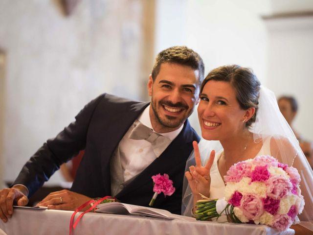 Il matrimonio di Mattia e Federica a Pisogne, Brescia 21