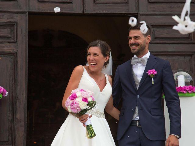 Il matrimonio di Mattia e Federica a Pisogne, Brescia 23