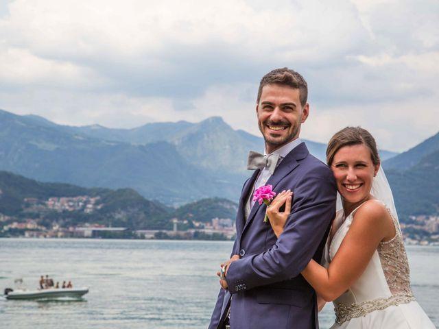 Il matrimonio di Mattia e Federica a Pisogne, Brescia 26