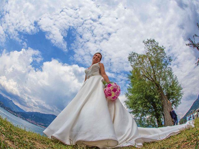 Il matrimonio di Mattia e Federica a Pisogne, Brescia 27