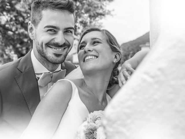 Il matrimonio di Mattia e Federica a Pisogne, Brescia 29