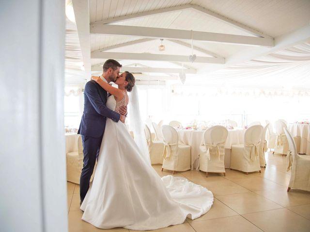 Il matrimonio di Mattia e Federica a Pisogne, Brescia 30