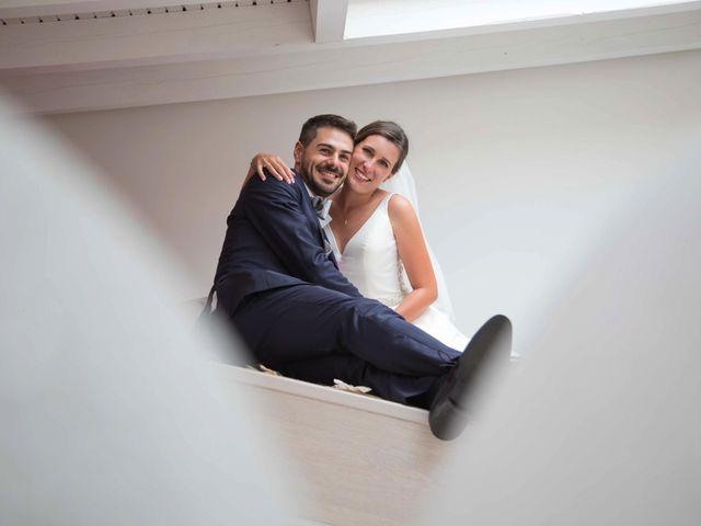 Il matrimonio di Mattia e Federica a Pisogne, Brescia 34