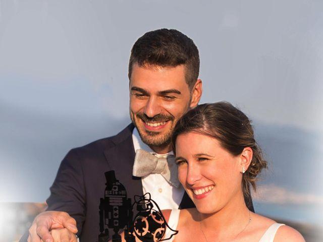 Il matrimonio di Mattia e Federica a Pisogne, Brescia 43