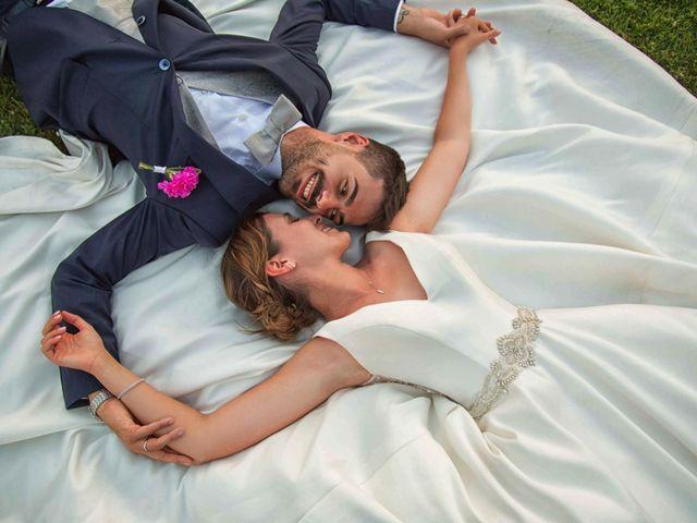Il matrimonio di Mattia e Federica a Pisogne, Brescia 50