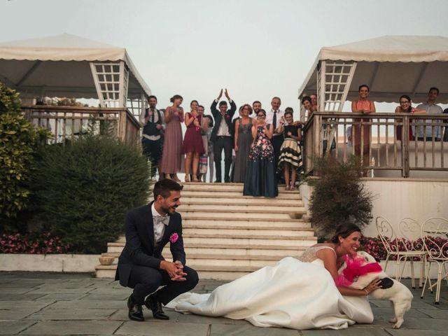 Il matrimonio di Mattia e Federica a Pisogne, Brescia 51